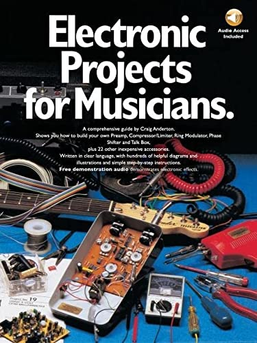 9780825695025: Electronic Projects For Musicians