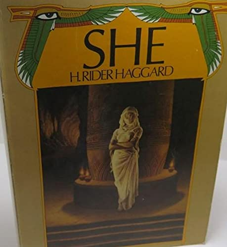 SHE : Illustrated Version: Haggard, H. Rider