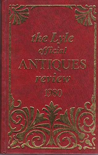 The Lyle official Antiques review 1980.: Curtis,Tony.