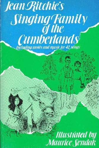 SINGING FAMILY OF THE CUMBERLANDS. (AUTOGRAPHED): Ritchie, Jean