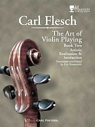 9780825801358: Art of Violin Playing: I. Technique in General. II. Applied Technique (Vol 1)
