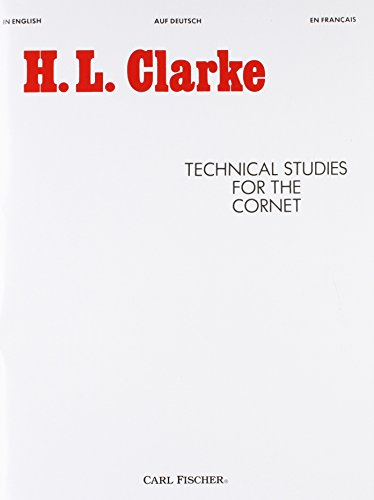 9780825801587: Technical Studies for the Cornet (English, German and French Edition)