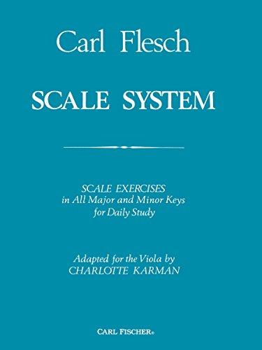 9780825802317: O2921 - Scale System - Viola - Carl Flesch