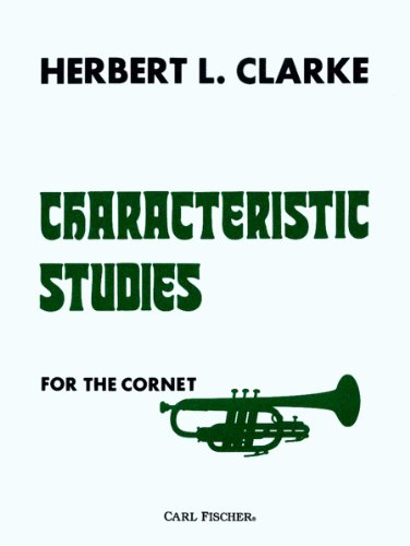 9780825802508: O2281 - Characteristic Studies for the Cornet