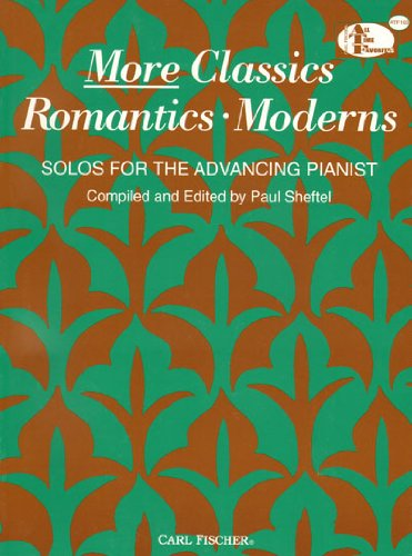 9780825803451: ATF103 - More Classics, Romantics , Moderns