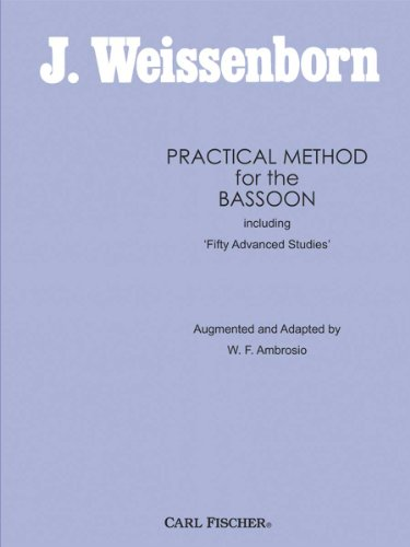 9780825803505: Practical Method for the Bassoon