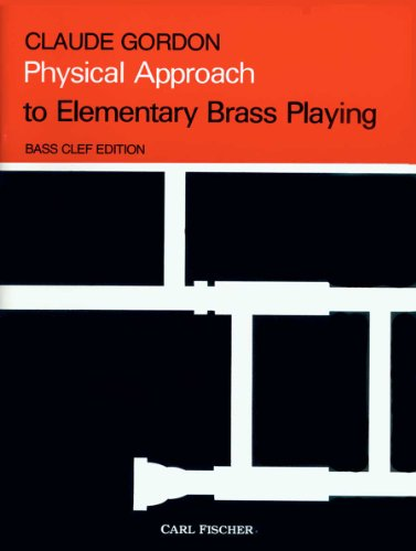 9780825803567: O5039 - Physical approach to elementary brass playing in bass clef