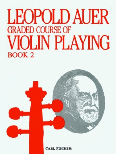 9780825803642: O1419 - Graded Course of Violin Playing Book 2