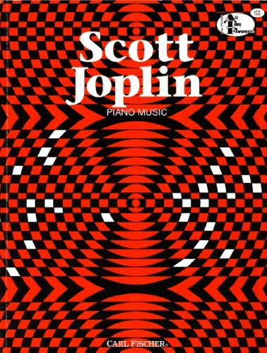 9780825803789: Scott Joplin Piano Music