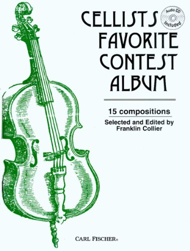 Cellists Favorite Contest Album: Collier