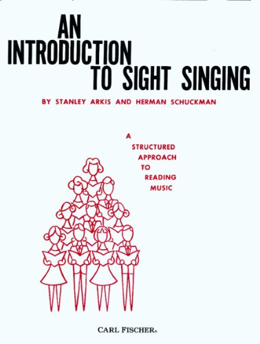 9780825803956: O4666 - An Introduction To Sight Singing