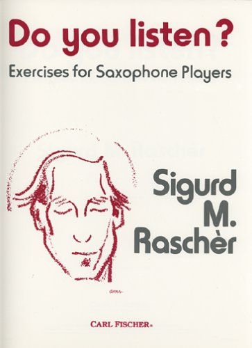 9780825804151: Do You Listen? Exercises for Saxophone Players