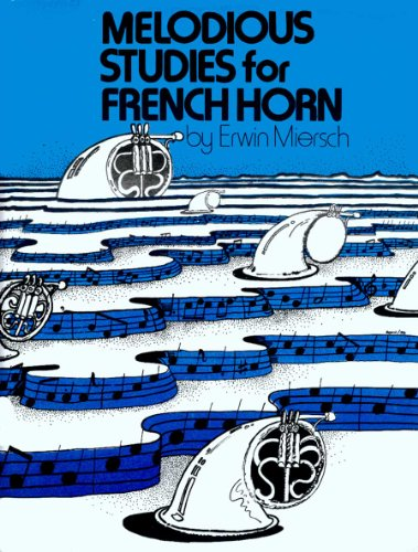 9780825804403: O4776 - Melodious Studies for French Horn (German Edition)
