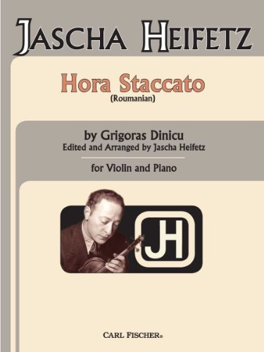 Hora Staccato [Sheet music] [Mar 15, 2012]