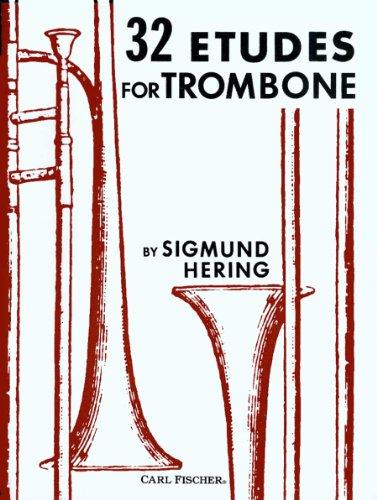 9780825807688: O4883 - 32 Etudes for Trombone