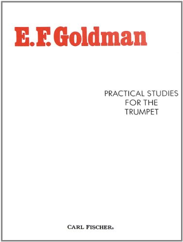 O243 - Practical Studies for the Trumpet: E.F. Goldman