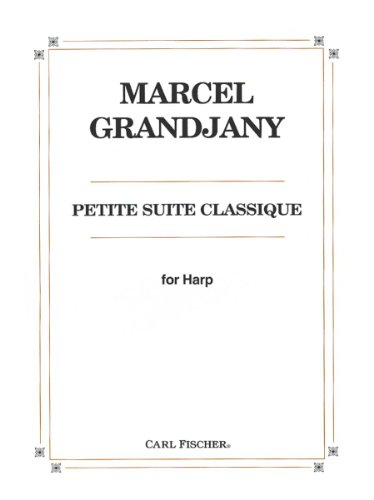 9780825810459: Petite Suite Classique: Harp