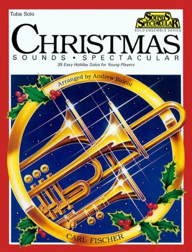 9780825820793: O5300 - Christmas Sounds Spectacular- Tuba