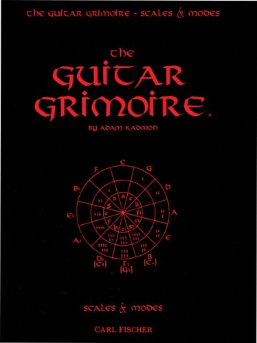 9780825821714: The Guitar Grimoire: A Compendium of Formulas for Guitar Scales and Modes