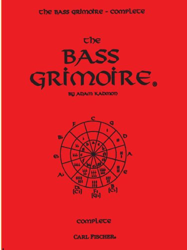 9780825821813: Bass Guitar Grimoire Complete