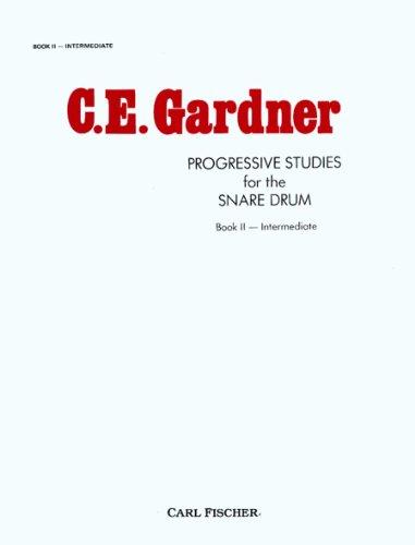 9780825824524: O1460 - Progressive Studies for the Snare Drum- BK 2 - Intermediate