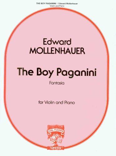 9780825825774: Boy Paganini - Book