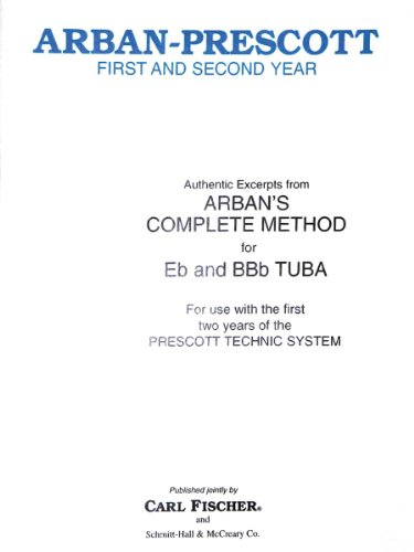 9780825826351: First and Second Year - Tuba