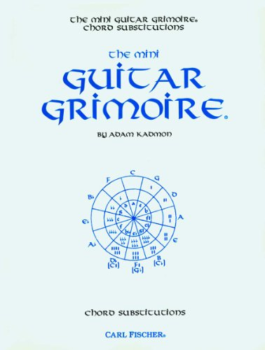 9780825827259: GT8 - The Mini Guitar Grimoire- Chord Substitutions