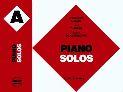 9780825827440: Piano Solos A (Music Pathways)