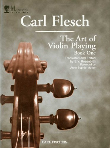 9780825828225: Art of Violin Playing: Book One