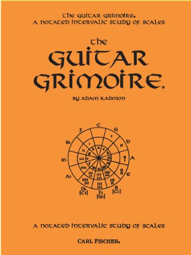 9780825828973: GT12 - The Guitar Grimoire: A Notated Intervallic Study Of Scales