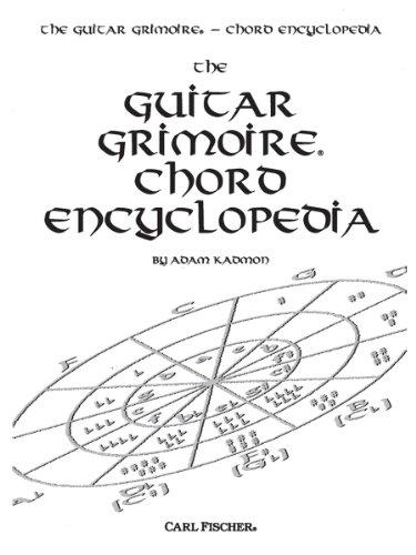 9780825830549: The Guitar Grimoire: Chord Encyclopedia