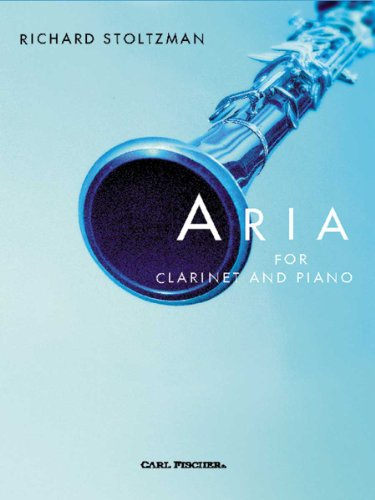 Aria for Clarinet and Piano: Richard Stoltzman