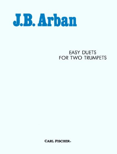 9780825833212: Easy Duets for Two Trumpets