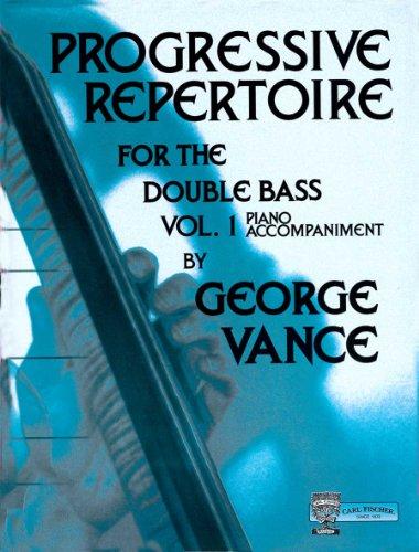 O5426 - Progressive Repertoire for the Double: George Vance