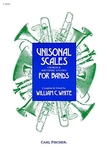 9780825833649: US14A - Unisonal Scales - Horn