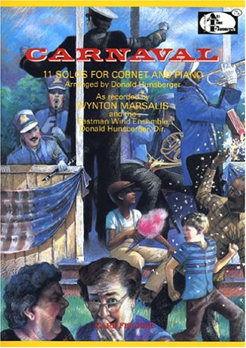 9780825833670: Carnaval: 11 Solos for Cornet and Piano (All Time Favorites, No. 114)