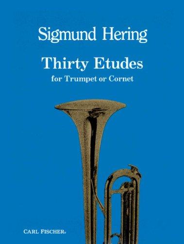 9780825835230: O5184 - Thirty Etudes for Trumpet or Cornet