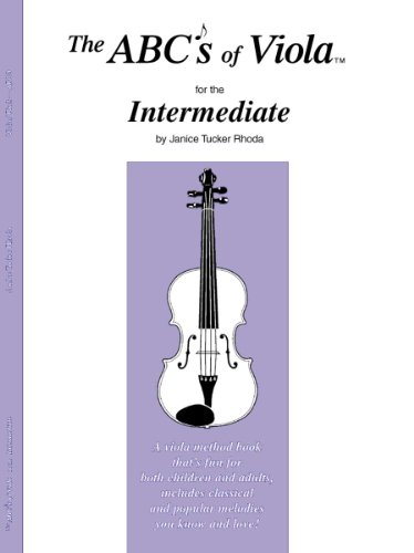 9780825837777: The ABCs of Viola for the Intermediate, Book 2