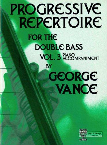 O5463 - Progressive Repertoire for the Double: Ambroise Thomas, George