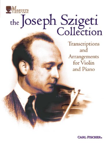 ATF128 - The Joseph Szigeti Collection: Szigeti, Joseph
