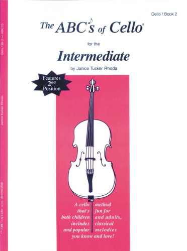 9780825840364: The ABC's of Cello for the Intermediate