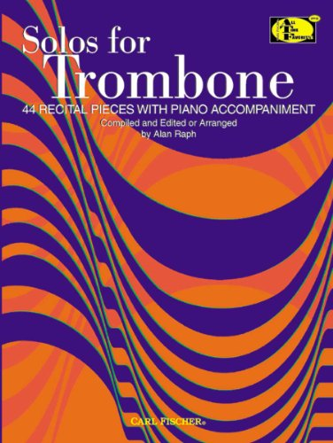 9780825841156: ATF132 - Solos for Trombone (All Time Favorites Series)
