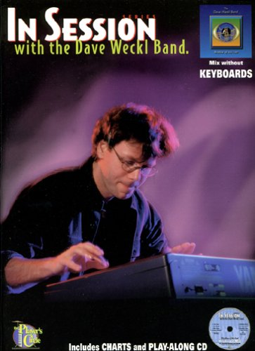 9780825841514: In Session with the Dave Weckl Band - Keyboard (Book & CD)