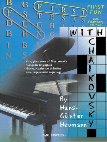 PL1105 - First Fun with Tchaikowsky for Piano: Hans-Gunter Heumann