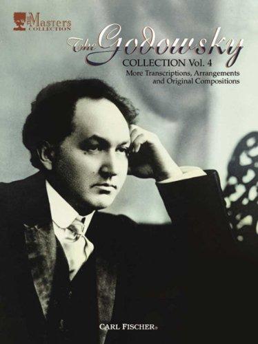 The Godowsky Collection, Vol. 4: Millan Sachania