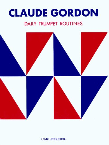 9780825842504: Gordon Daily Trumpet Routines