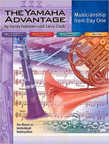 PT-YBM111-24 - The Yamaha Advantage - Trumpet - Book 1: Feldstein, Sandy; Clark, Larry