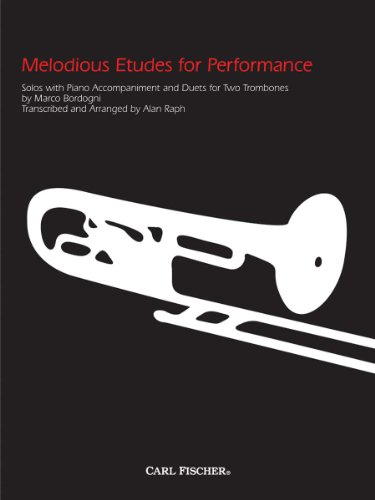 9780825845840: Melodious Etudes for Performance