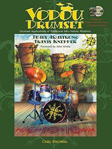 9780825845932: Vodou Drumset- BK/CD